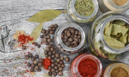 Składniki przypraw i ziół przyprawowych determinujące jakość mięsa