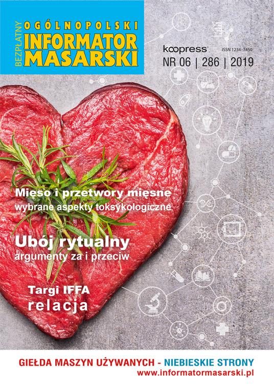 Ogólnopolski Informator Masarski - czerwiec 2019