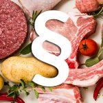Normy prawne ajakość ibezpieczeństwo wyrobów mięsnych