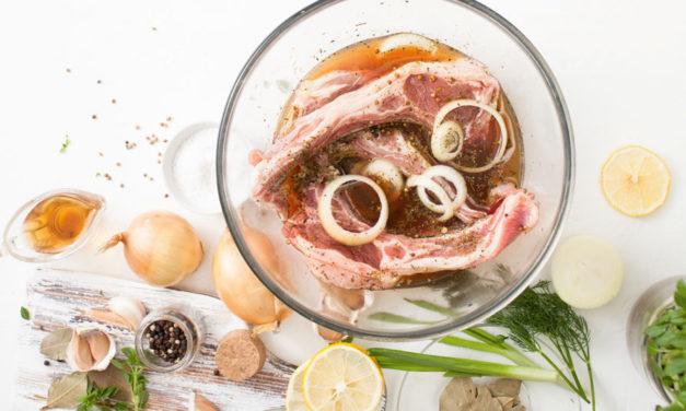 Mięsa marynowane