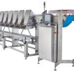 Pakowanie mięsa idrobiu. Linia Flex Grader likwiduje problem nadważeń